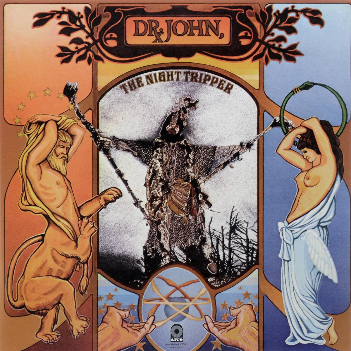 Доктор Джон Dr. John. Sun Moon & Herbs (LP) доктор джон dr john locked down