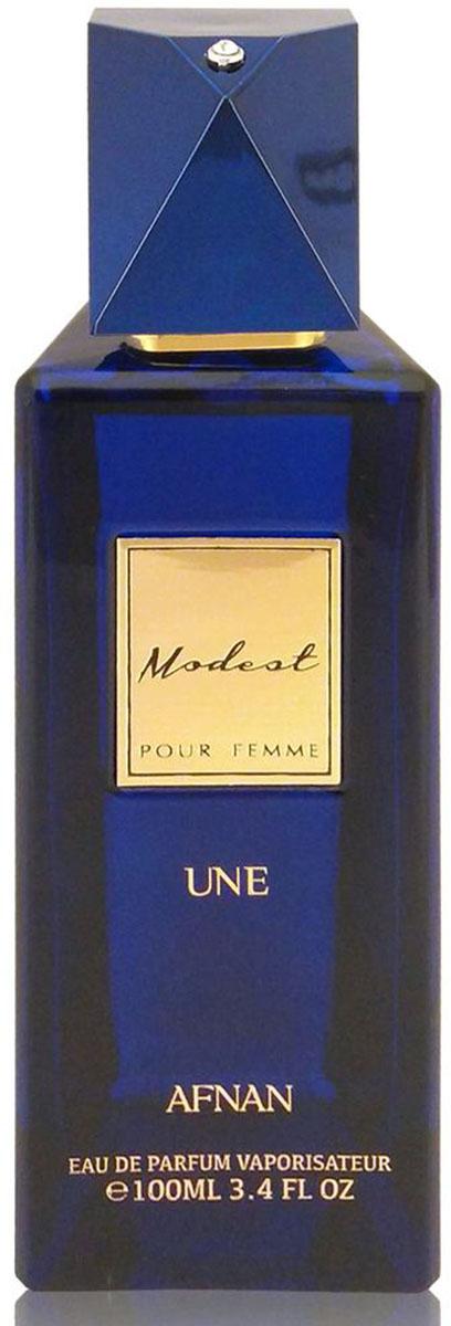 Afnan Modest Pour Femme Une Парфюмерная вода женская, 100 мл asgharali afnan