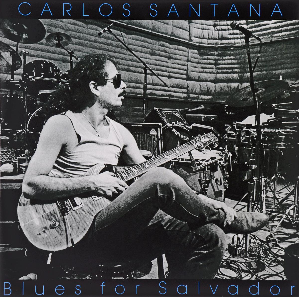 Карлос Сантана Carlos Santana. Blues For Salvador (LP) карлос сантана santana ultimate santana