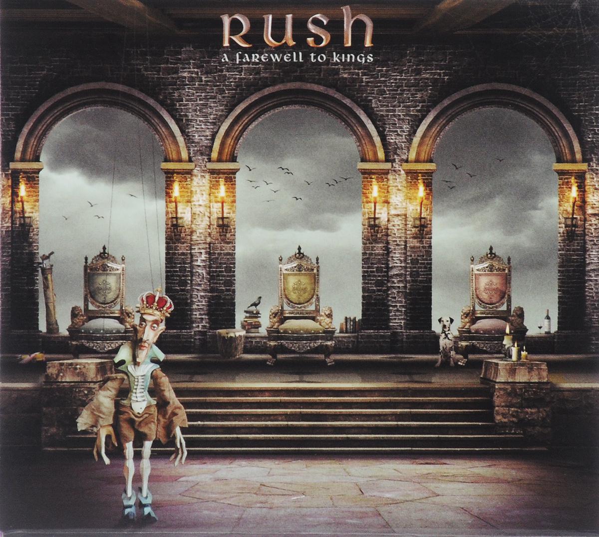 Rush Rush. A Farewell To Kings (3 CD) rush rush 2112 deluxe edition cd blu ray