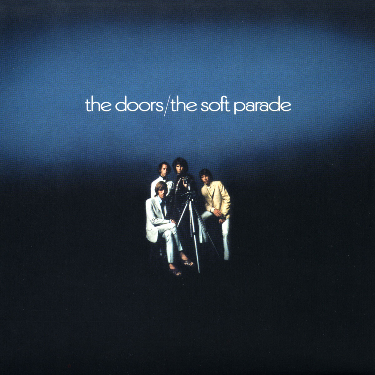 The Doors The Doors. The Soft Parade. 40th Anniversary Edition the doors the doors soft parade