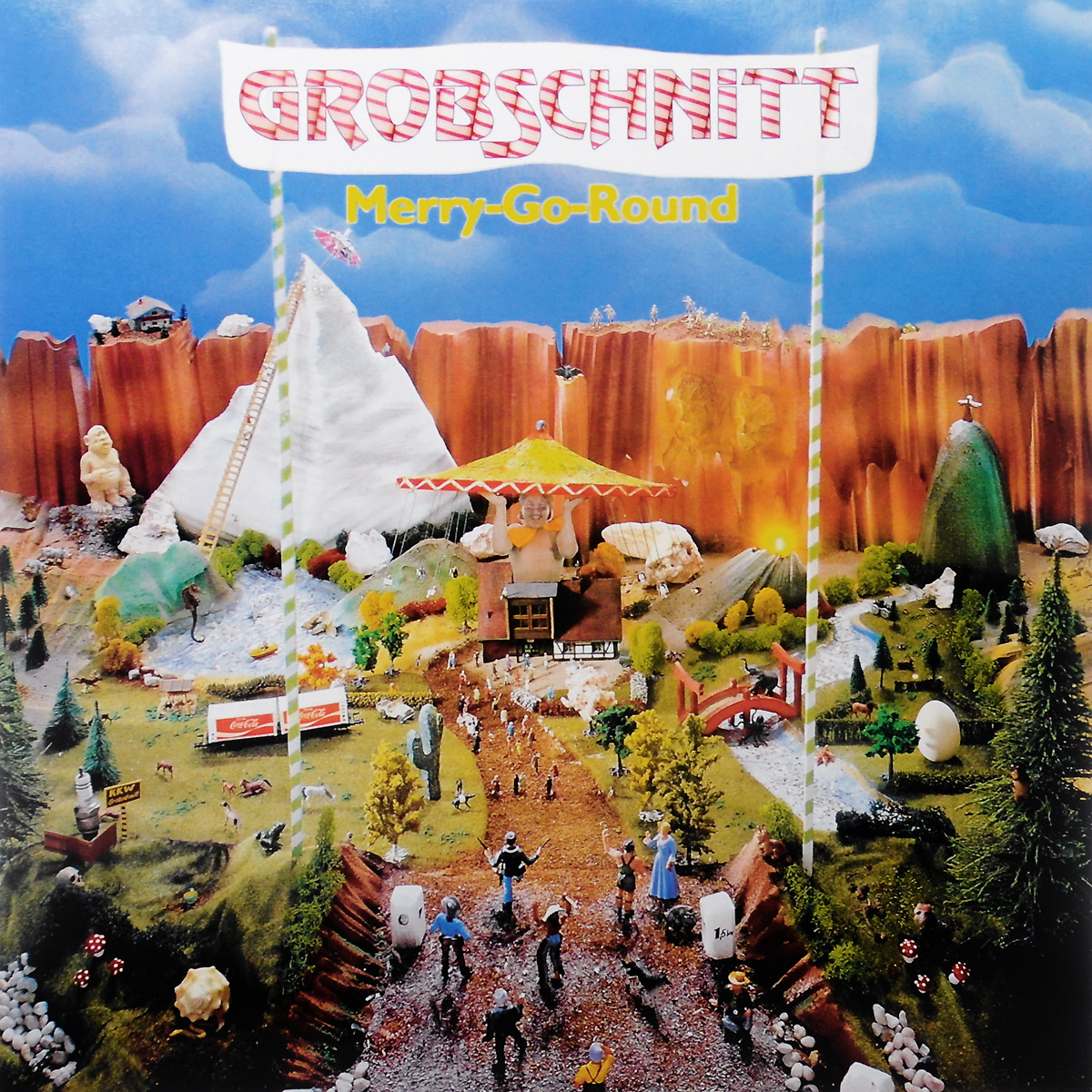 Grobschnitt Grobschnitt. Merry-Go-Round (2 LP) grobschnitt grobschnitt volle molle