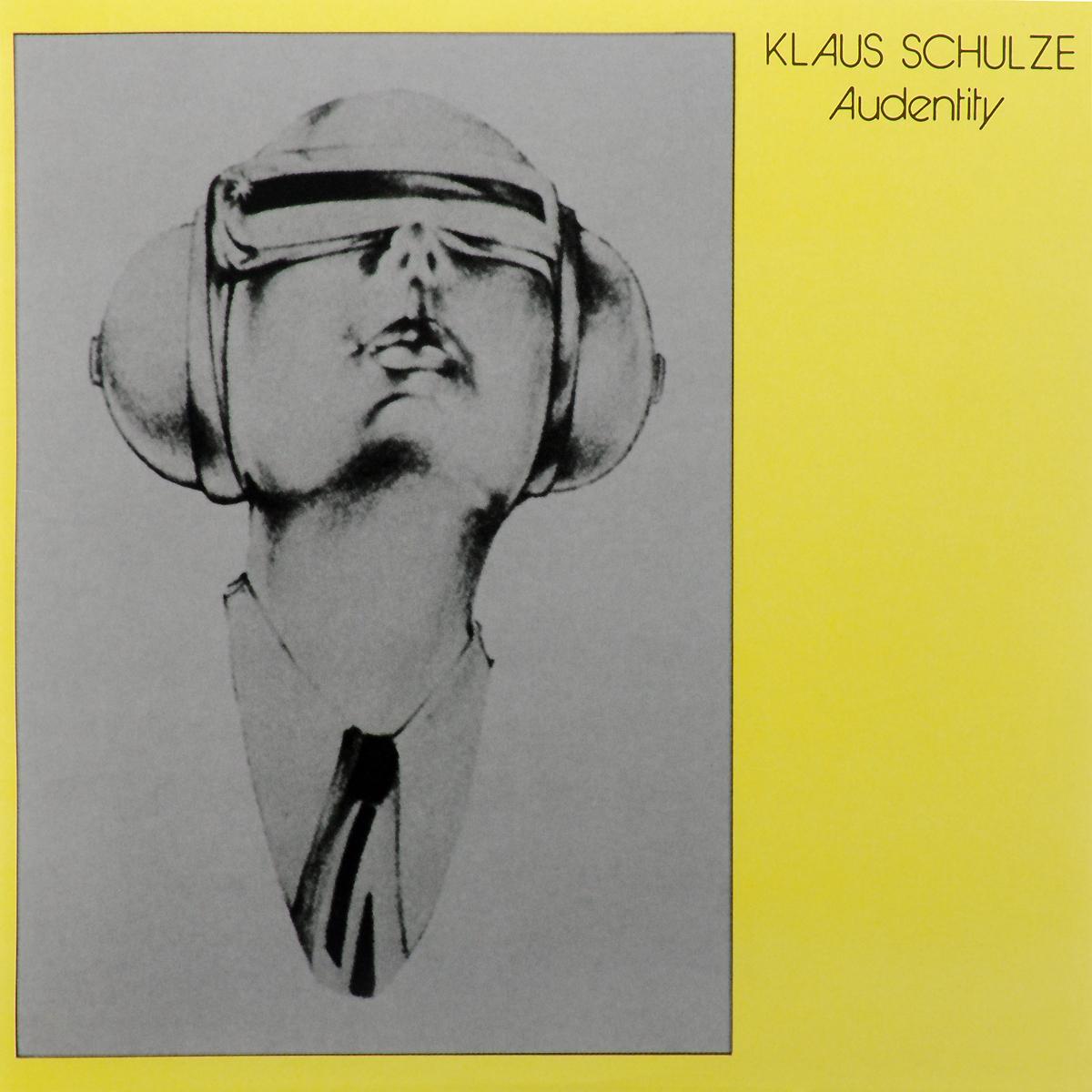 лучшая цена Клаус Шульце Klaus Schulze. Audentity (LP)