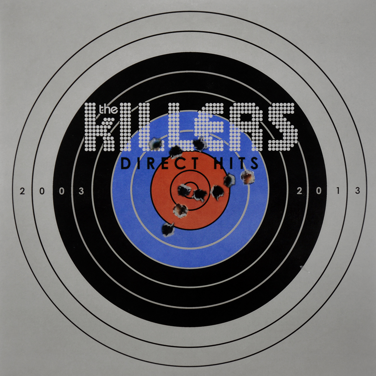 The Killers The Killers. Direct Hits (2 LP) love killers