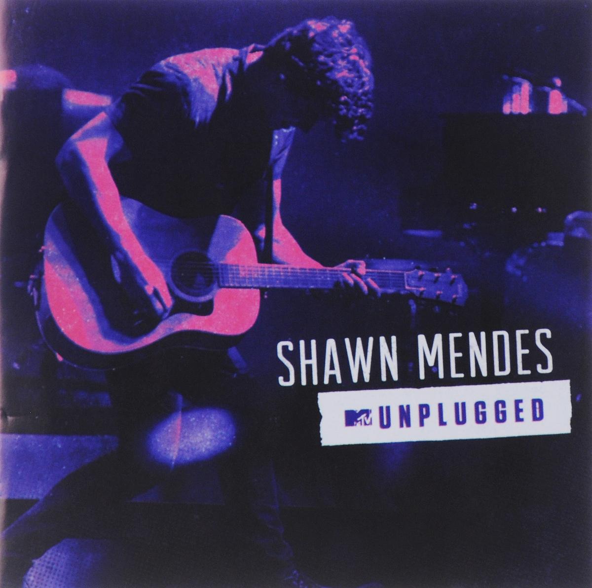 Шон Мендес Shawn Mendes. MTV Unplugged шон мендес shawn mendes handwritten