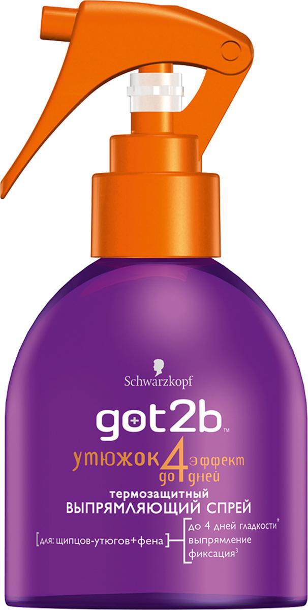 Got2b Выпрямляющий спрей для волос