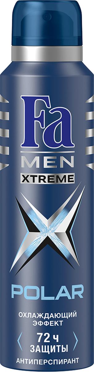 FA MEN Xtreme Дезодорант-аэрозоль Polar, 150 мл