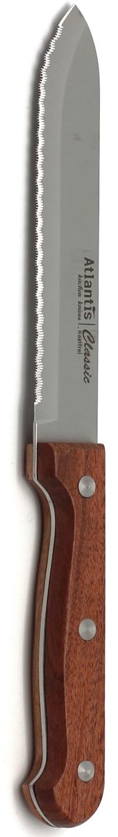 Нож для томатов Atlantis Classic, длина лезвия 14 см. 24715-SK рукоятка для лезвия резака для обработки плинтусов leister 14538
