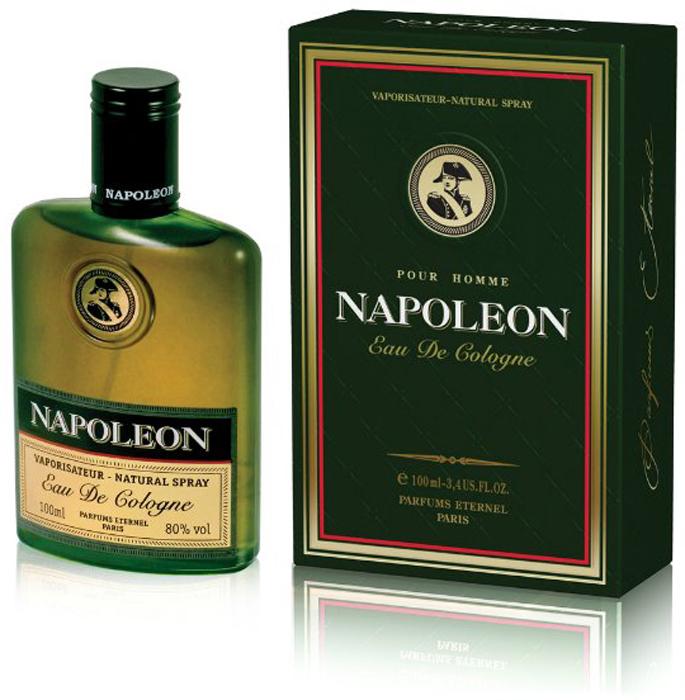Brocard Napoleon Одеколон для мужчин, 100 мл