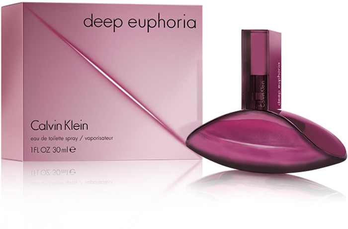 Calvin Klein Euphoria Deep Fresh Туалетная вода 100 мл calvin klein euphoria luminous lustre