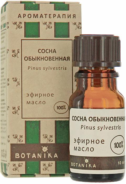 Эфирное масло Botanika Сосна обыкновенная, 10 мл витамины при псориазе