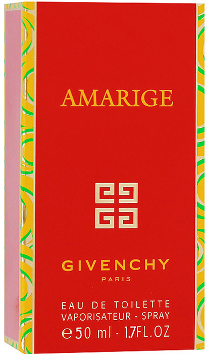 Givenchy 50 мл givenchy amarige extravagance