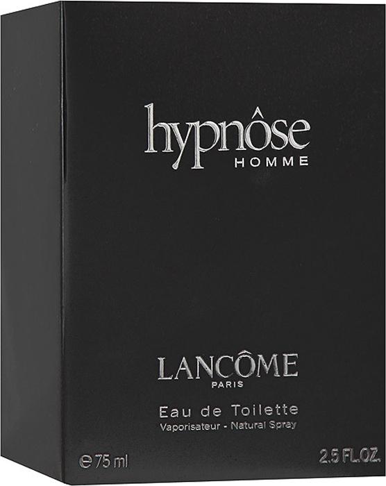 Lancome 75 мл lancome hypnose homme туалетная вода hypnose homme туалетная вода