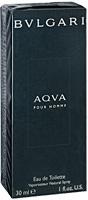 Bvlgari Туалетная вода Aqva Pour Homme, 30 мл цена