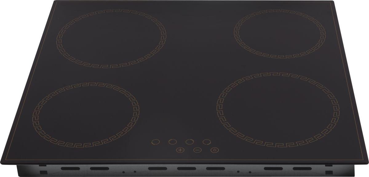 Варочная панель Simfer H60D14O011, электрическая цена