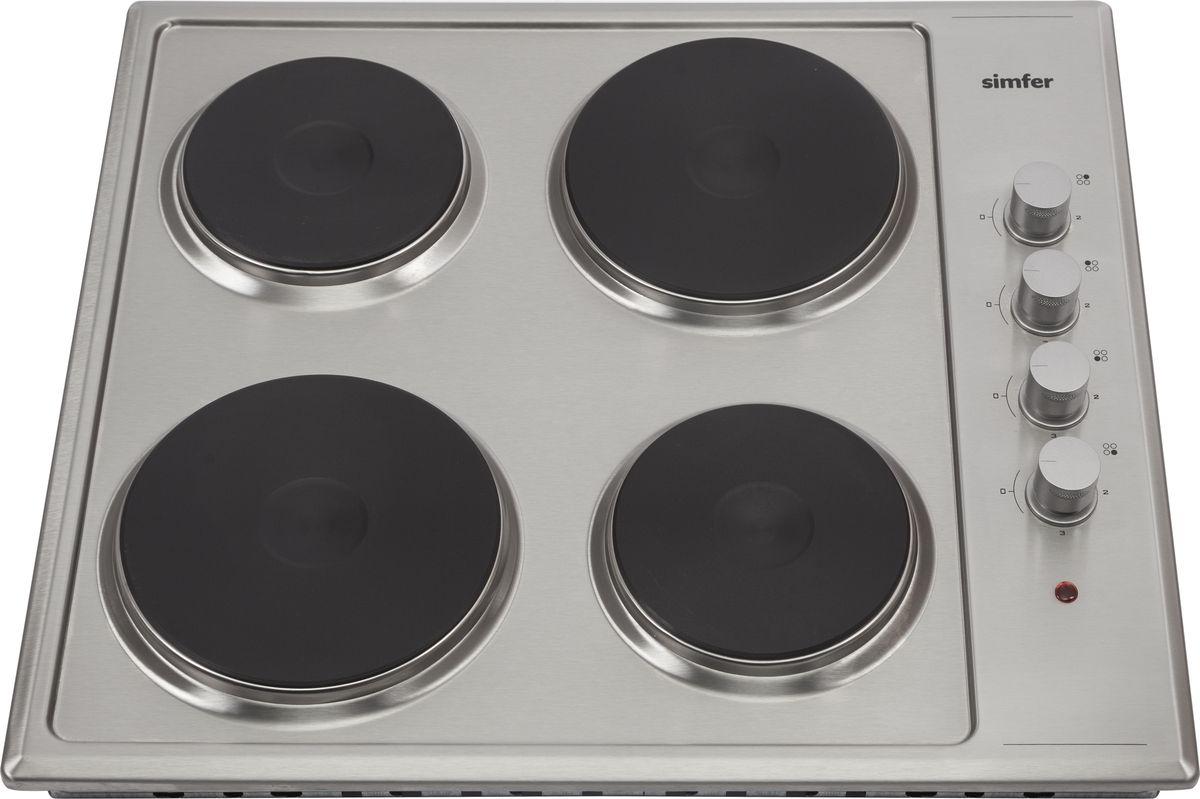 Электрическая варочная панель Simfer H60E04M011 все цены