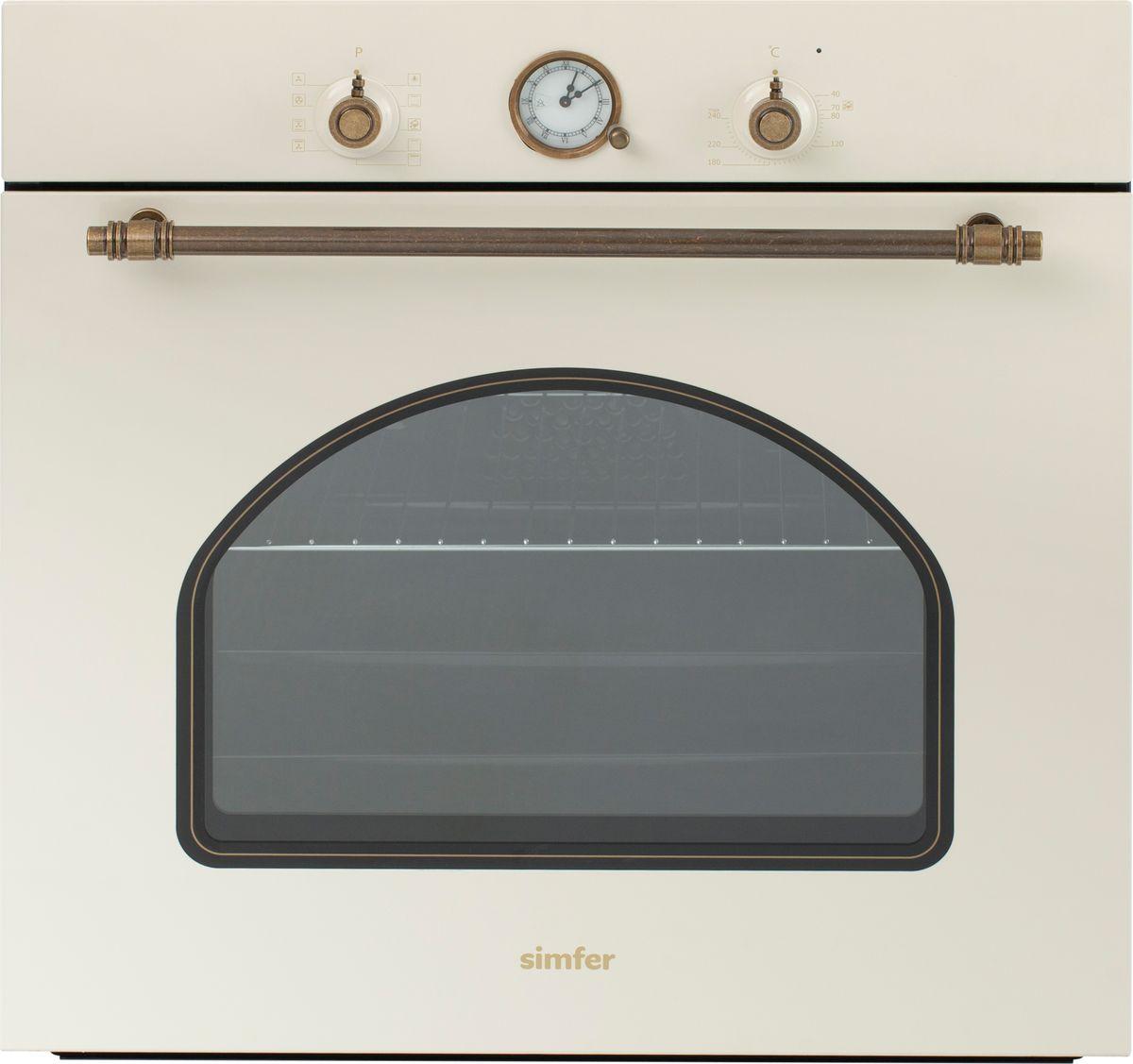 Электрический духовой шкаф Simfer B6EO77017 электрический духовой шкаф simfer b6eo77017