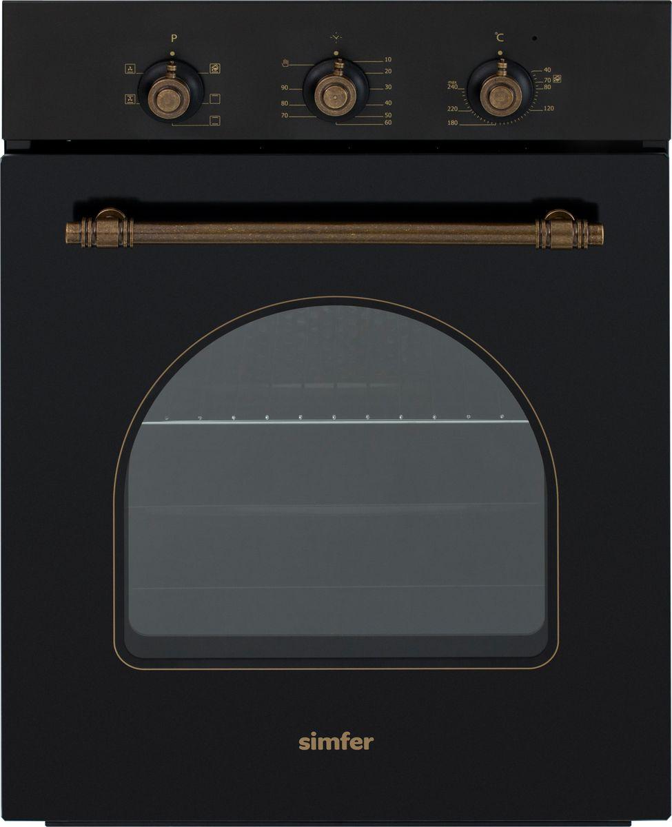 цена на Электрический духовой шкаф Simfer B4EL16017