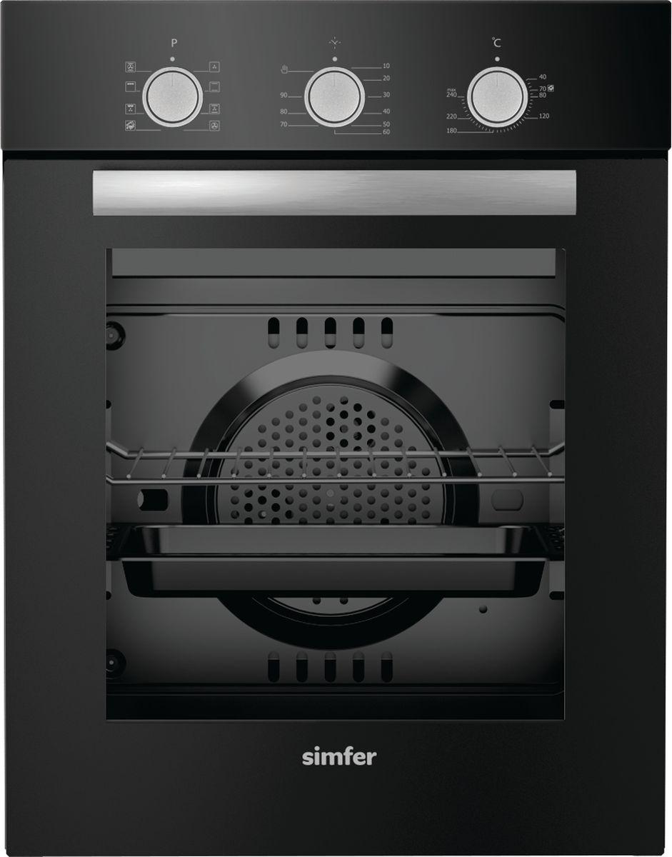 цена на Simfer B4ES18011 электрический духовой шкаф встраиваемый