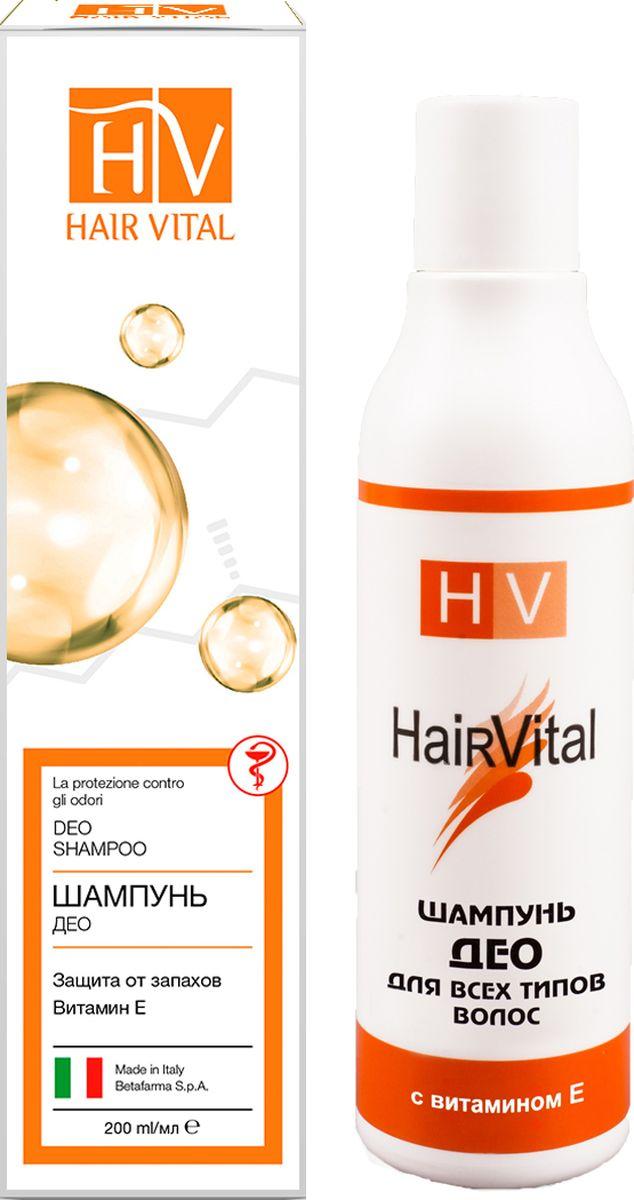 Hair Vital Шампунь для волос Део, 200 мл
