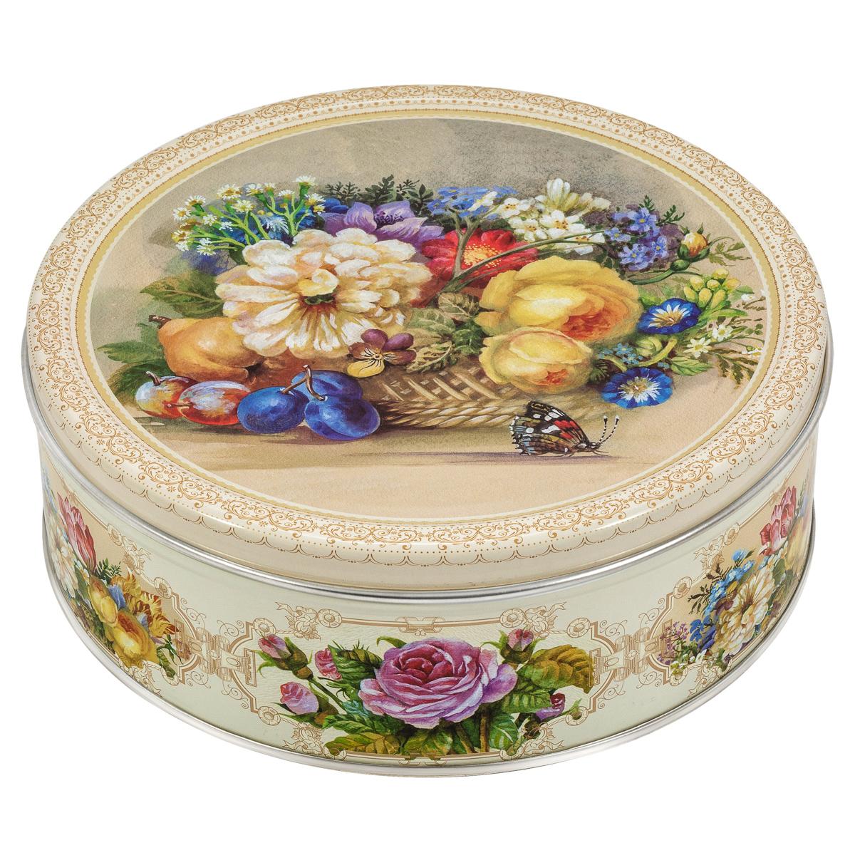 Сладкая Сказка Monte Christo Акварель печенье со сливочным маслом, 400 г monte christo ретромобиль печенье со сливочным маслом 400 г