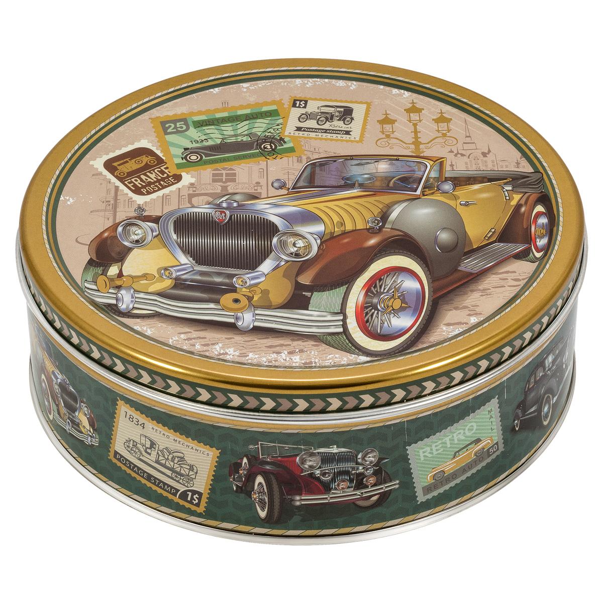 Сладкая Сказка Monte Christo Ретромобиль. Желтый кабриолет печенье со сливочным маслом, 400 г monte christo ретромобиль печенье со сливочным маслом 400 г