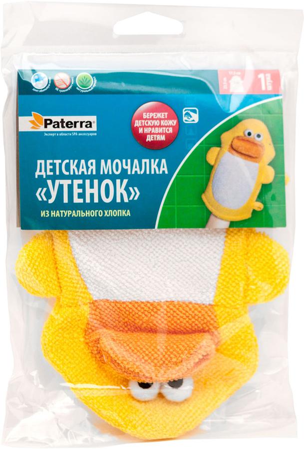 Мочалка детская Paterra
