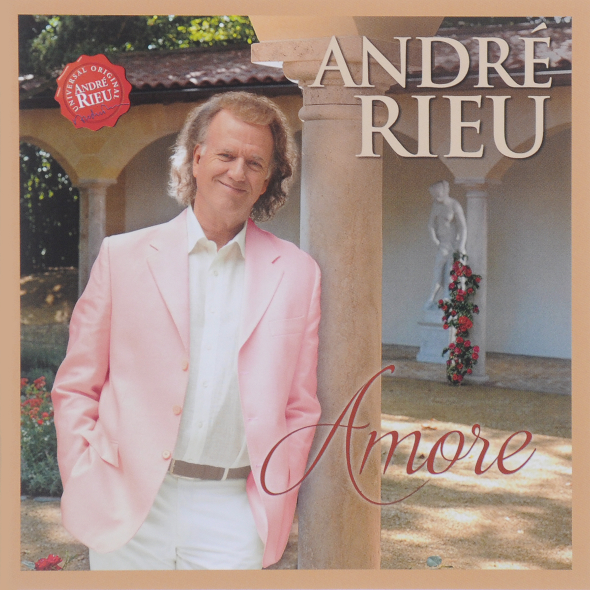 Андрэ Рье Andre Rieu. Amore андрэ рье andre rieu in love with maastricht