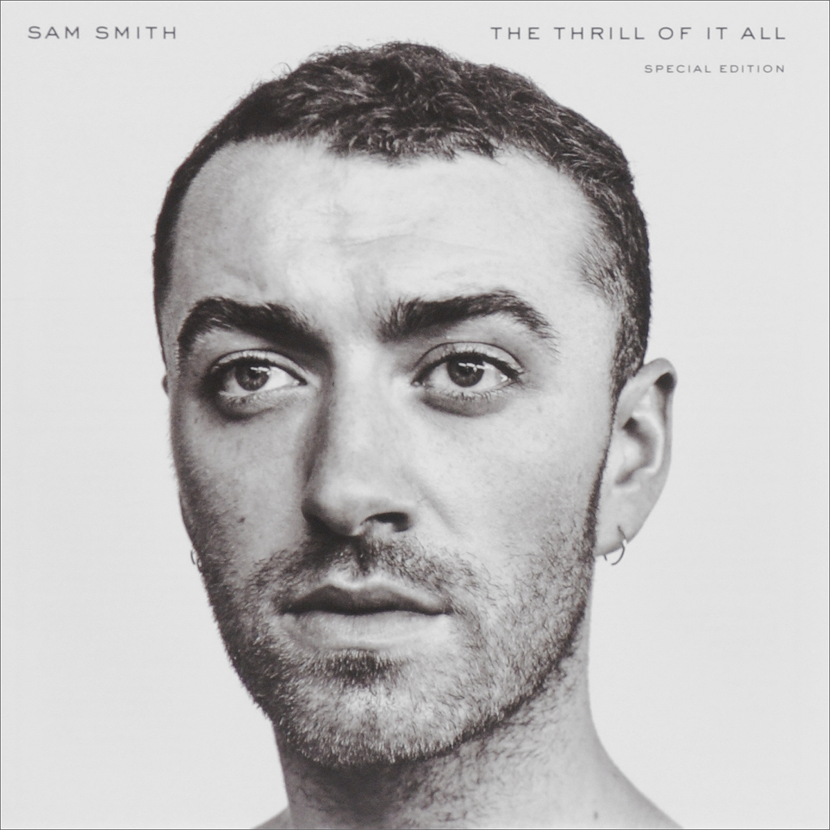 Сэм Смит Sam Smith. The Thrill Of It All - deluxe цена