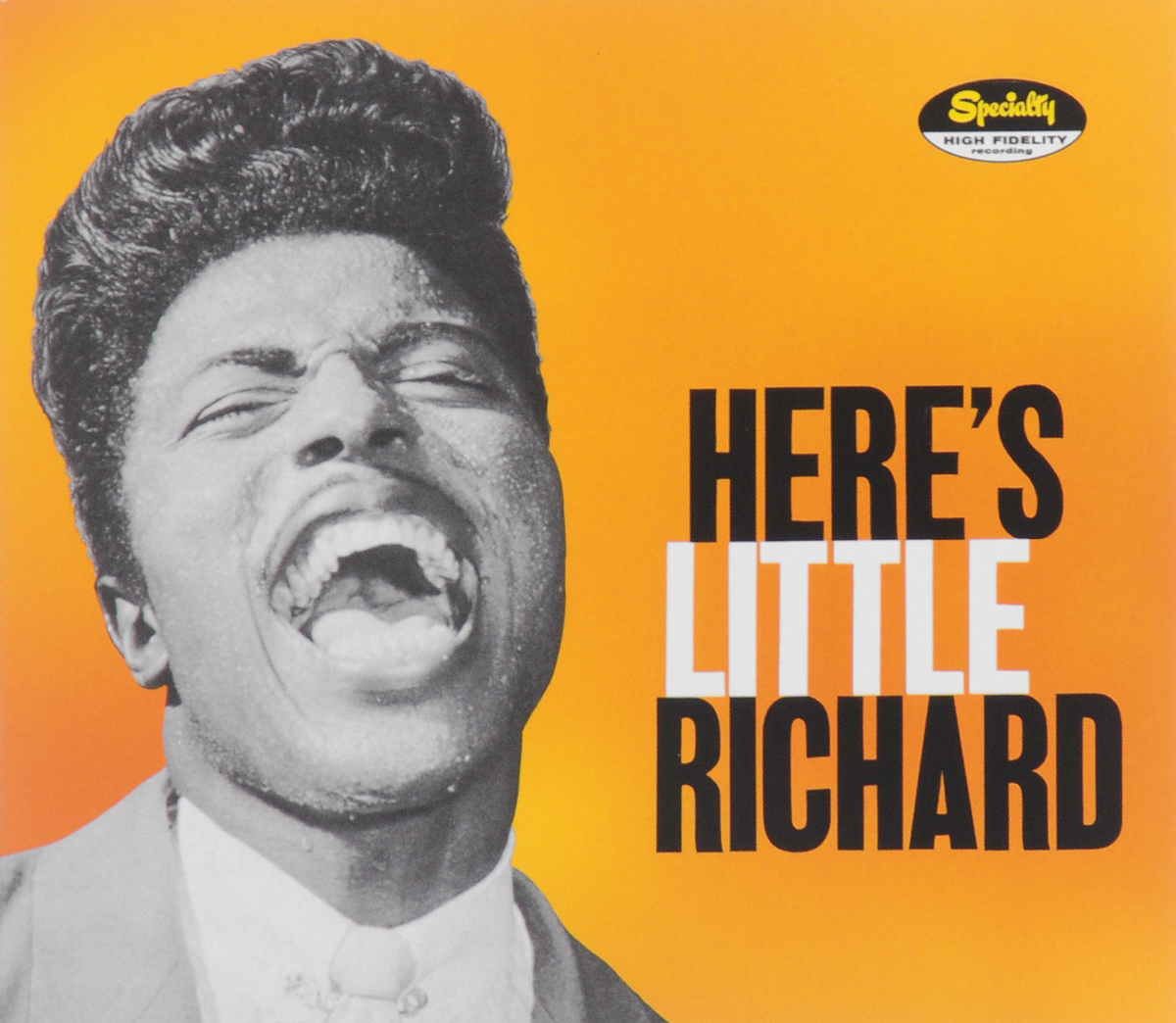 Литтл Ричард Little Richard. Here's Little Richard (deluxe) литтл уолтер little walter the best of little walter lp