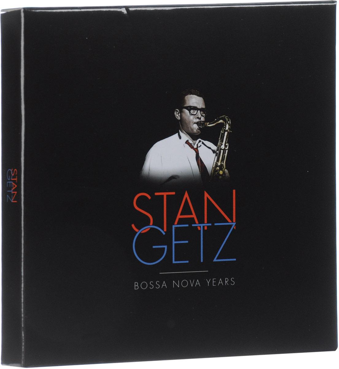 Стэн Гетц,Жоао Жильберто,Лауриндо Альмейда Stan Getz. Bossa Nova Years (5 CD) альмейда лауриндо классическая гитара в джазе
