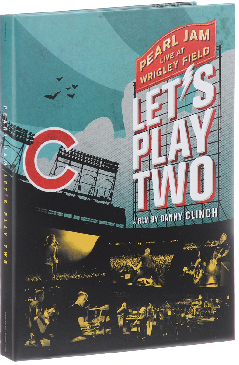Pearl Jam: Let's Play Two (DVD + CD) kitivr39404unv75606 value kit innovera cd dvd envelopes with clear window ivr39404 and universal correction tape with two way dispenser unv75606