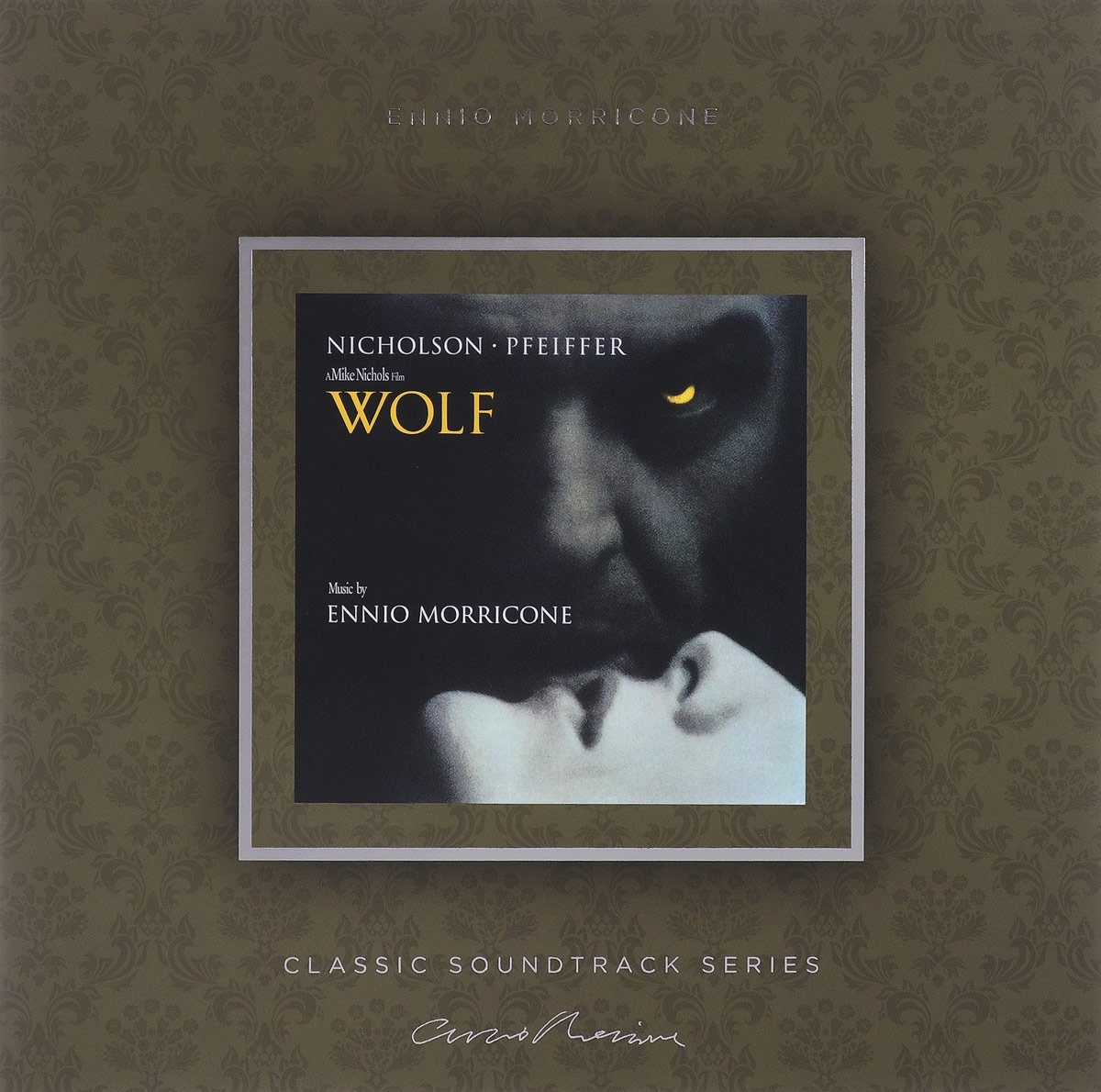 Эннио Морриконе Ennio Morricone. Wolf (LP) эннио морриконе ennio morricone morricone 60 years of music