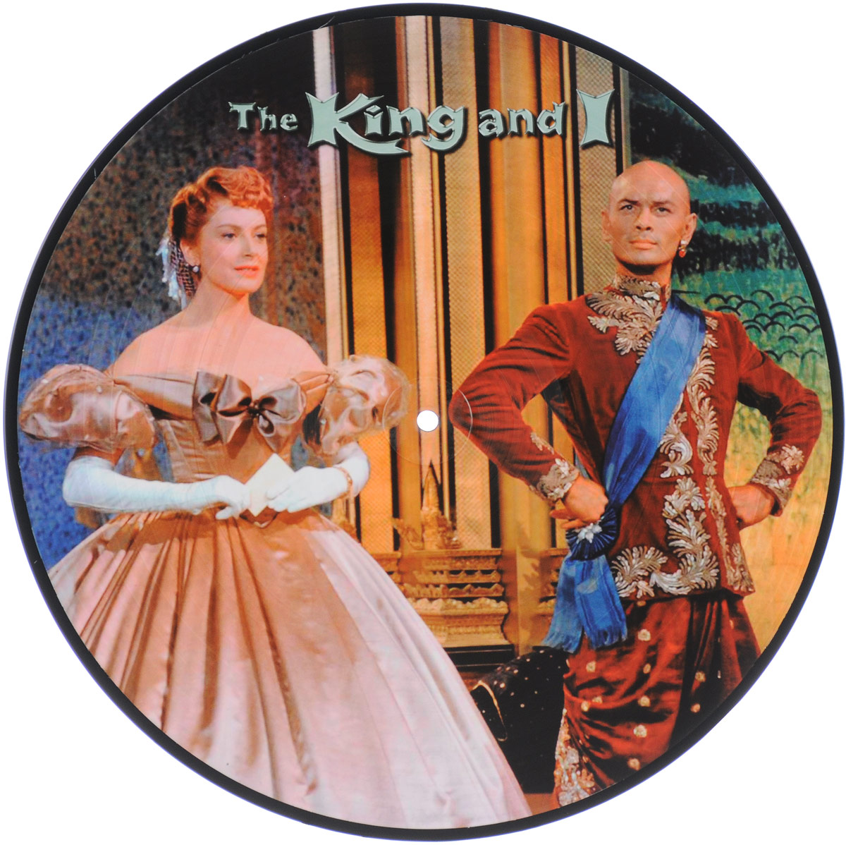 Ost OST King And I LP PictureDisc