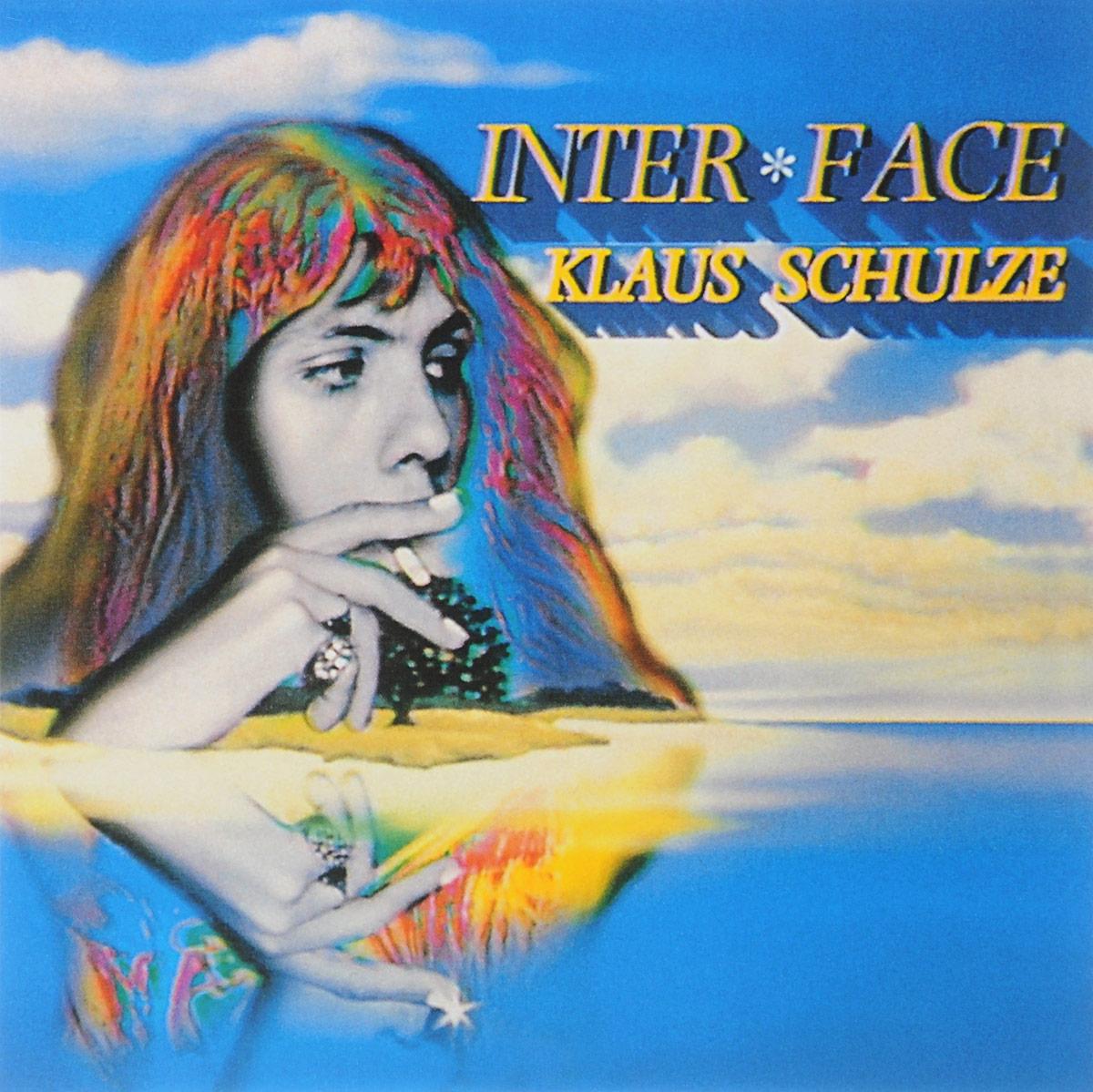 лучшая цена Клаус Шульце Klaus Schulze. Inter Face (LP)
