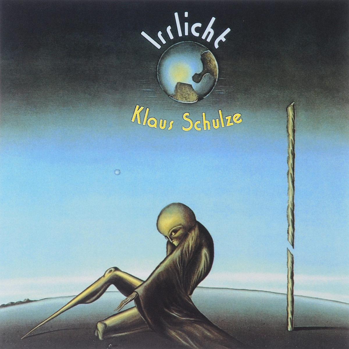 Клаус Шульце Klaus Schulze. Irrlicht (LP) клаус иоганн гробе klaus johann grobe spagat der liebe