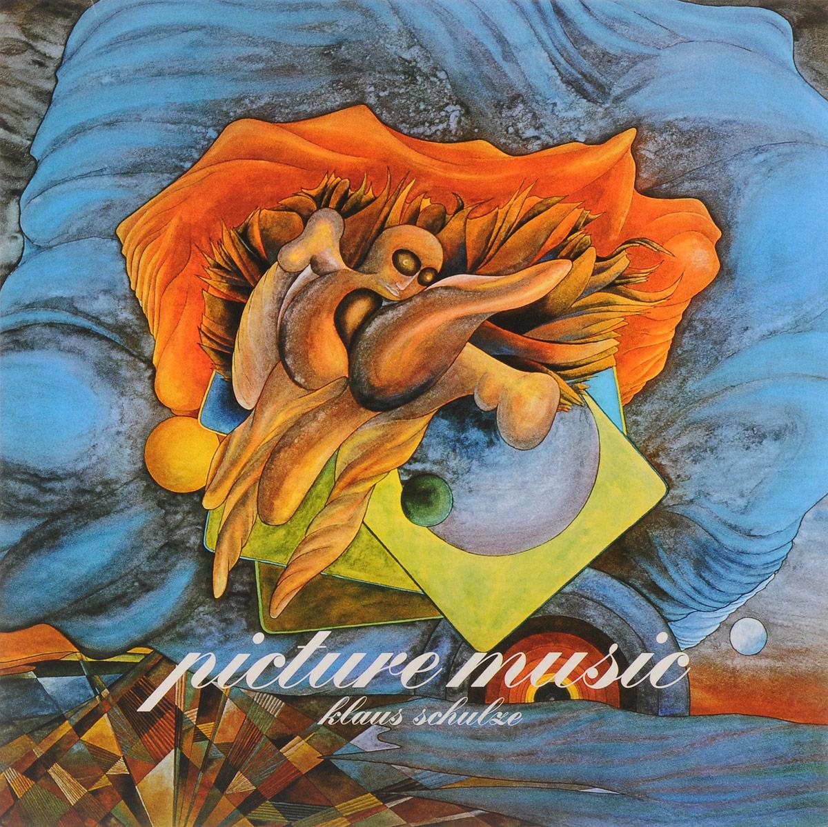 цена Клаус Шульце Klaus Schulze. Picture Music (LP)