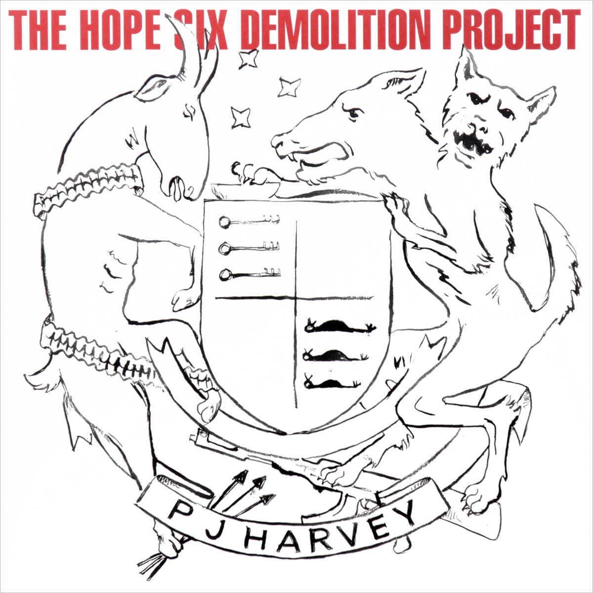 лучшая цена PJ Harvey PJ Harvey. The Hope Six Demolition Project (LP)