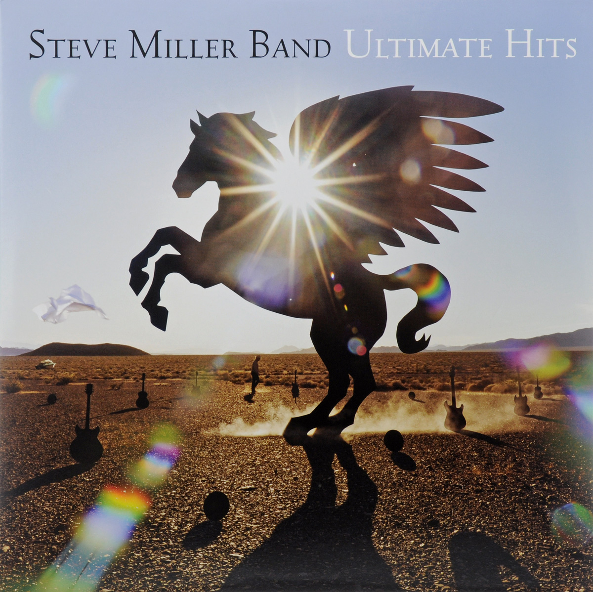 The Steve Miller Band Steve Miller Band. Ultimate Hits (4 LP) steve miller steve miller band fly like an eagle