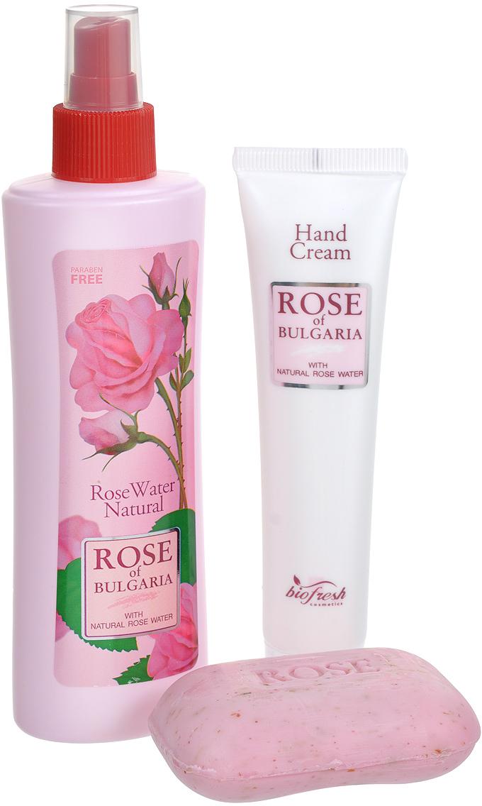 Болгарская роза косметика купить в спб купить косметику fresh