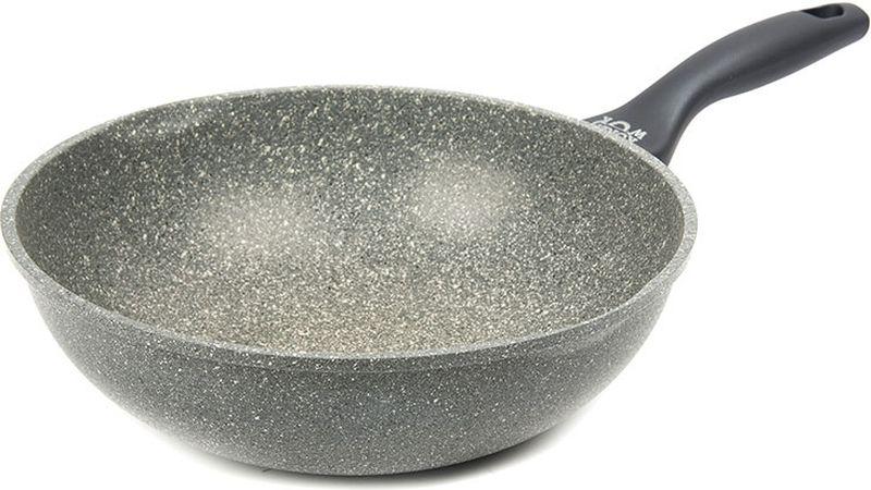 Сковорода-вок Korea Wok, с антипригарным покрытием. Диаметр 30 см все цены