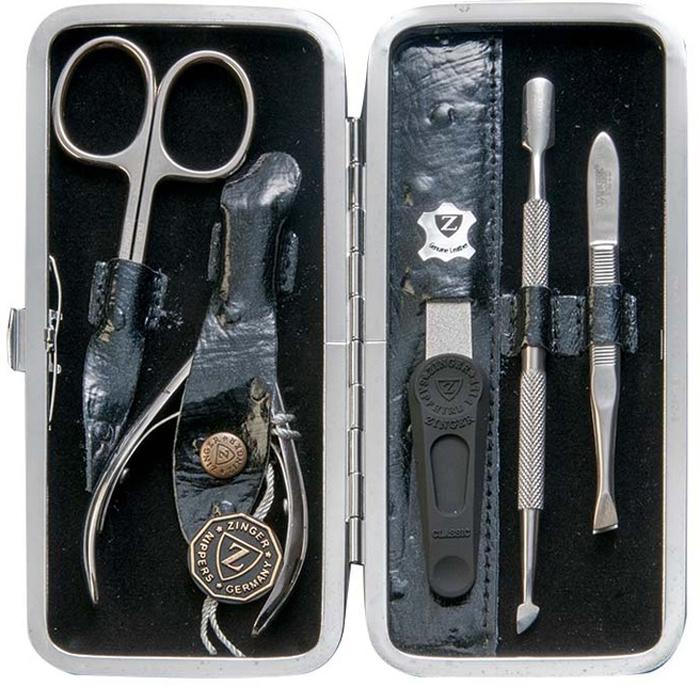 Zinger Маникюрный набор профессиональный (5 предметов) zMSFE 501-S