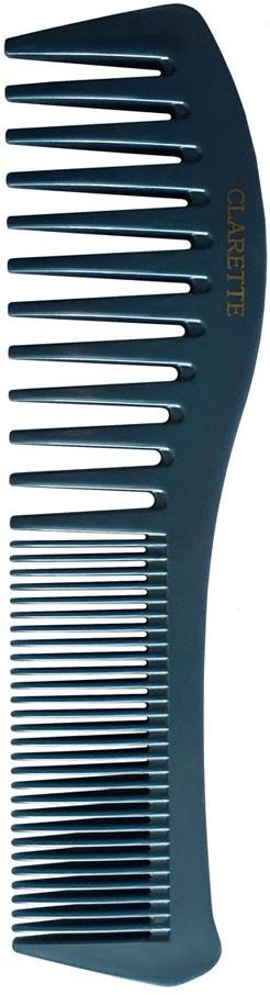 Clarette Расческа для волос комбинированная, цвет: синий clarette расческа комбинированная clarette