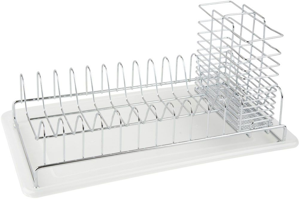 """Сушилка для посуды """"Lemax"""", настольная, с поддоном, 38,3 х 19,5 х 19,3 см"""