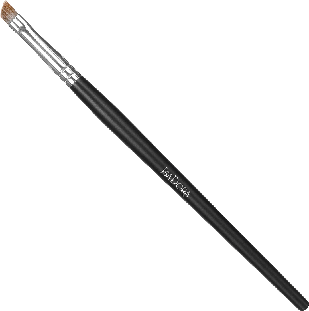 Isa Dora Кисть для контура глаз Eye Shadow Brush Angled two tone handle eye brush set 3pcs