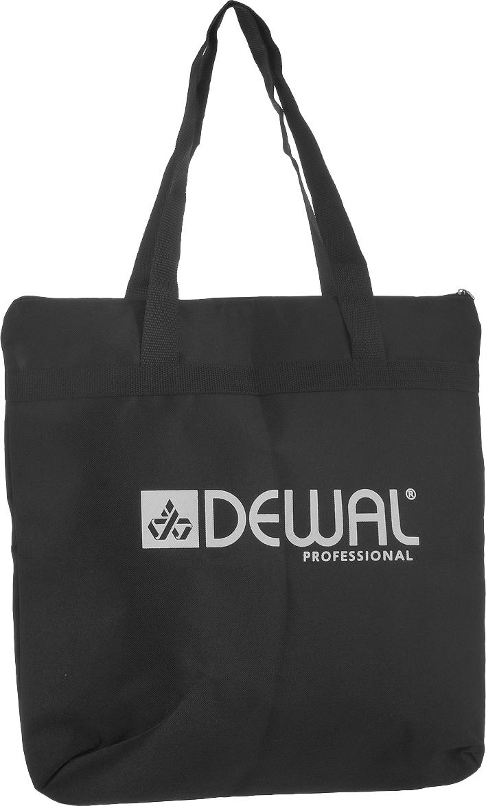Dewal Сумка для парикмахерских инструментов, цвет: черный, 43 х 44 см цена и фото