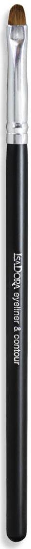 Isa Dora Кисть для контура глаз Eye Liner & Contour Brush контурный карандаш для глаз isa dora perfect contour kajal тон 66 цвет темно синий 1 2 г