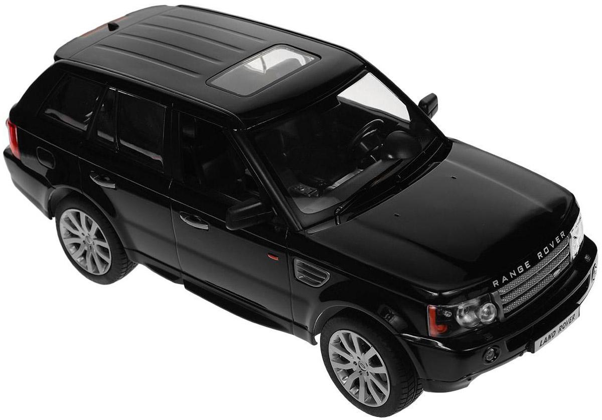 Rastar Радиоуправляемая модель Range Rover Sport цвет черный масштаб 1:14 цена