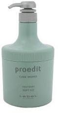Lebel Proedit Care Маска для жестких и непослушных волос Works Soft Fit 600 мл