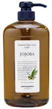 Lebel Natural Hair Шампунь с маслом жожоба Soap Treatment Jojoba, 1000 мл morphosis hair treatment line шампунь
